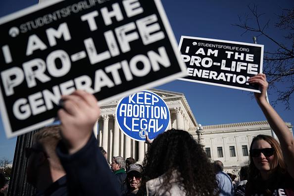 Alex Wong「Annual March For Life Rally Winds Through Washington DC」:写真・画像(17)[壁紙.com]
