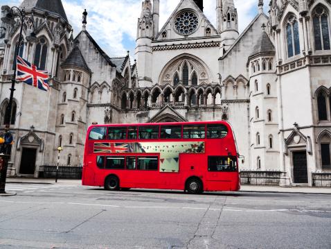 Double-Decker Bus「London:  Jubilee bus and Union Jack」:スマホ壁紙(10)