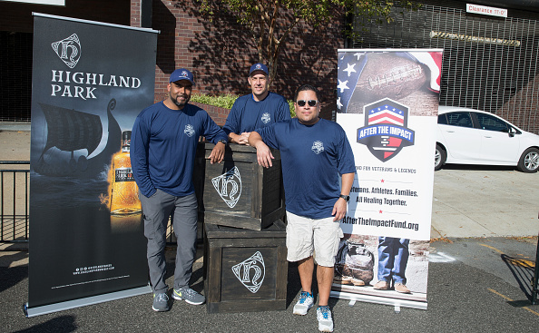 Philadelphia Eagles「Highland Park Whisky Viking Challenge For Charity Benefiting After The Impact Fund」:写真・画像(1)[壁紙.com]