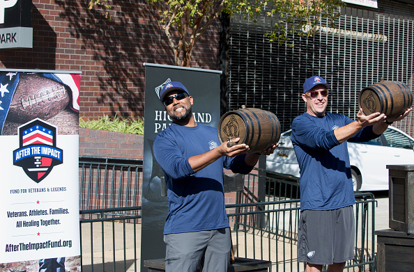 Philadelphia Eagles「Highland Park Whisky Viking Challenge For Charity Benefiting After The Impact Fund」:写真・画像(2)[壁紙.com]