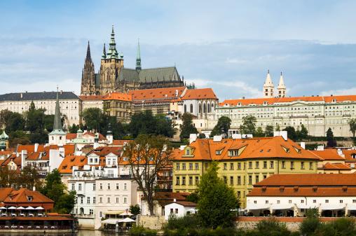 St Vitus's Cathedral「Saint Vitus Cathedral in Prague」:スマホ壁紙(14)