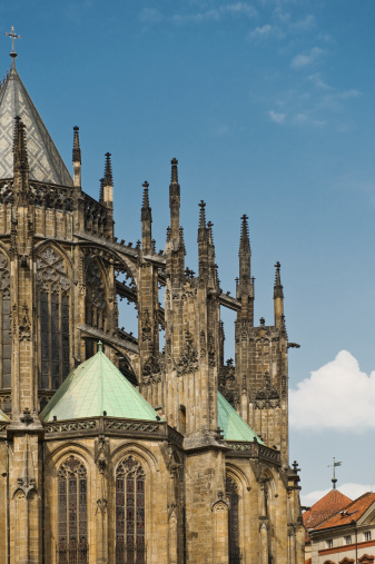 St Vitus's Cathedral「Saint Vitus Cathedral in Prague」:スマホ壁紙(12)