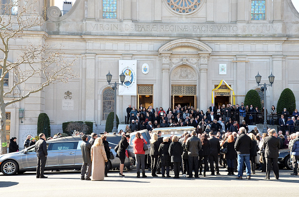 "Reality TV「Memorial Service Held For Angela ""Big Ang"" Raiola - Funeral」:写真・画像(18)[壁紙.com]"
