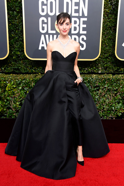 Golden Globe Award「75th Annual Golden Globe Awards - Arrivals」:写真・画像(10)[壁紙.com]