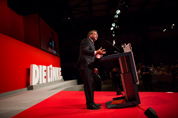 Goettingen「Die Linke Hold Federal Congress」:写真・画像(19)[壁紙.com]