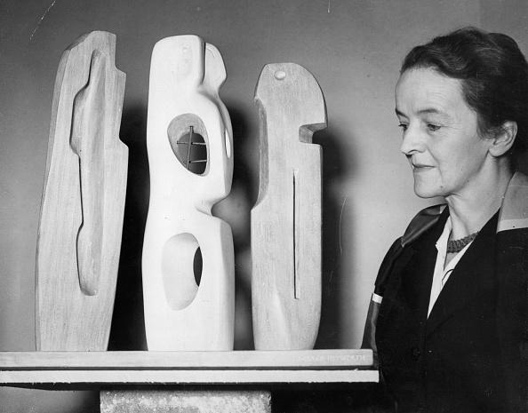 Fred Morley「Barbara Hepworth」:写真・画像(10)[壁紙.com]