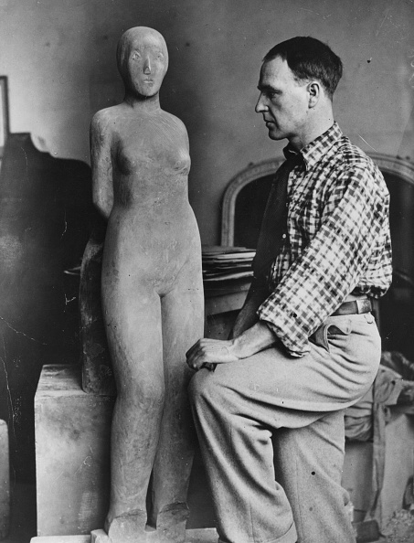 Sculpture「Sculptor And Figure」:写真・画像(14)[壁紙.com]