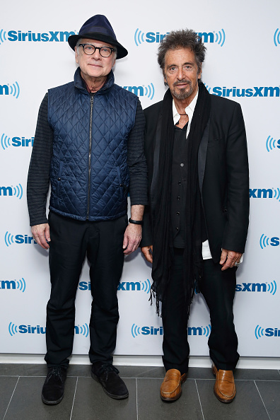"Al Barry「SiriusXM's ""Town Hall"" With Al Pacino And Barry Levinson On SiriusXM's Entertainment Weekly Channel」:写真・画像(10)[壁紙.com]"