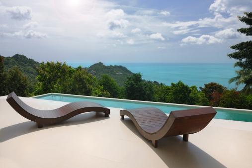 USA「Luxury Private Pool Villa (XXXL)」:スマホ壁紙(19)