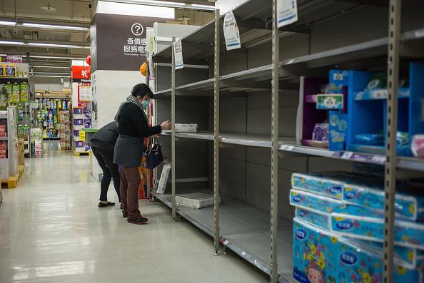 台湾「Toilet Paper Panic Hits Taiwan Over Supply Shortage」:写真・画像(17)[壁紙.com]