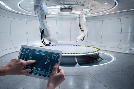 Electronics Industry「Smart Futurelab - quer」:スマホ壁紙(18)