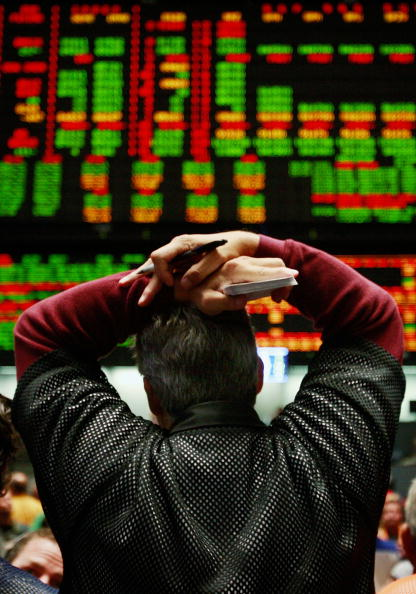 Bestof「Market Poised For Steep Drop, As Stock Futures Trading Halted」:写真・画像(15)[壁紙.com]