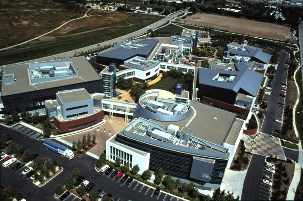 Silicon「Silicon Valley Location Of Silicon Graphics Inc In Mountain View California April 21 2000 (Phot」:写真・画像(10)[壁紙.com]