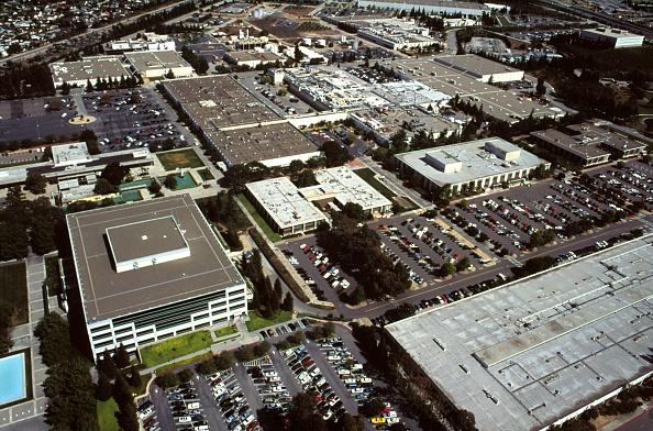 Silicon「Silicon Valley Location Of IBM In San Jose, California」:写真・画像(5)[壁紙.com]