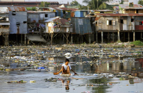 Slum「Poverty, Corruption, Unemployment and Overpopulation Help Cause Instability In Philippines」:写真・画像(18)[壁紙.com]