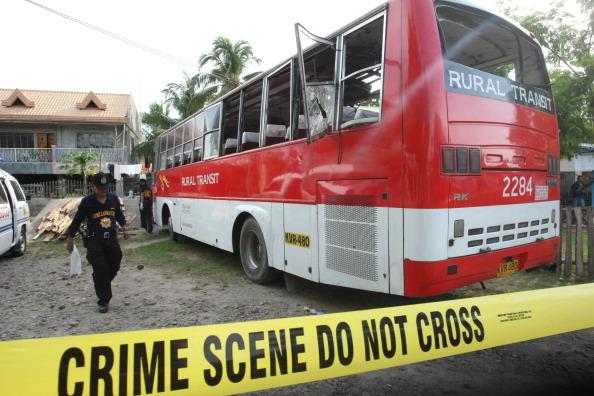 Homemade「Philippine Bus Blast Kills Nine」:写真・画像(1)[壁紙.com]