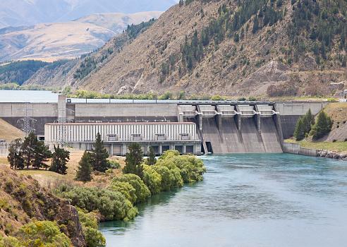 Electricity Pylon「Hydroelectric Power Station」:スマホ壁紙(7)