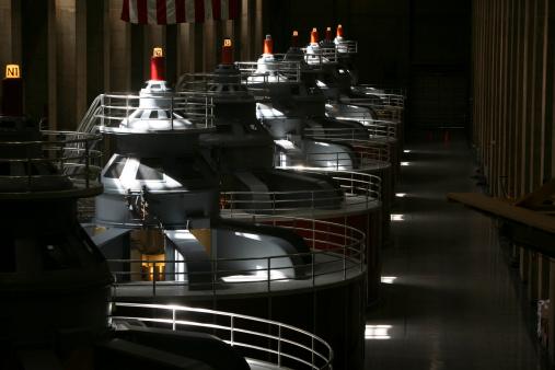 Generator「Hydroelectric Generators at the Hoover Dam」:スマホ壁紙(6)