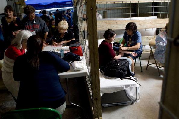 Animal Eye「Rural Families Seek Free Health Care At Weekend Clinic」:写真・画像(14)[壁紙.com]