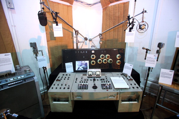 Recording Studio「Abbey Road Studios Opens Its Doors To The Public」:写真・画像(4)[壁紙.com]