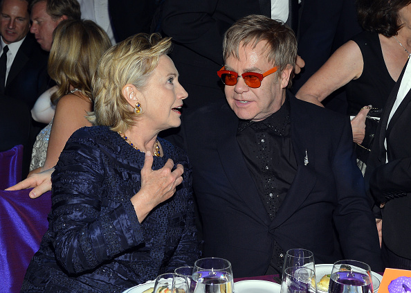 Larry Busacca「Elton John AIDS Foundation's 12th Annual An Enduring Vision Benefit - Cocktail Reception」:写真・画像(14)[壁紙.com]