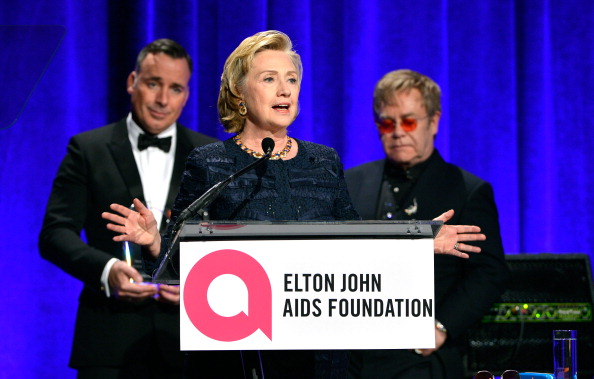 Larry Busacca「Elton John AIDS Foundation's 12th Annual An Enduring Vision Benefit - Show」:写真・画像(15)[壁紙.com]