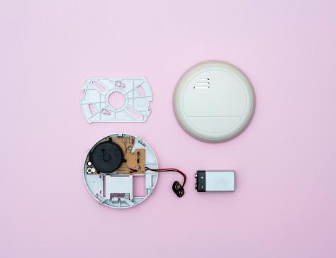 Smoke Detector「Disassembled smoke detector」:スマホ壁紙(12)