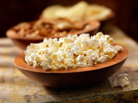 Bowl「Buttered Popcorn」:スマホ壁紙(1)