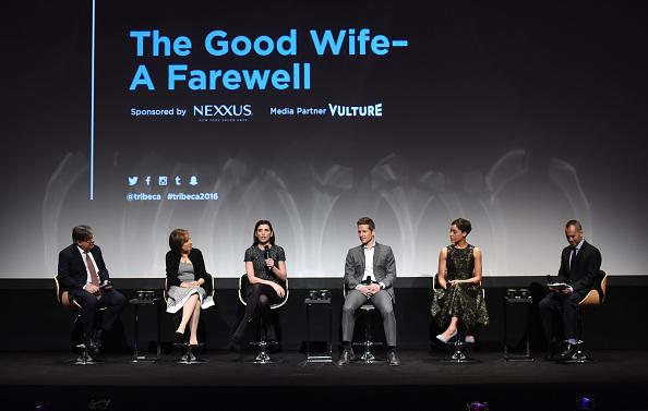 Robert King「Tribeca Tune In: The Good Wife」:写真・画像(3)[壁紙.com]