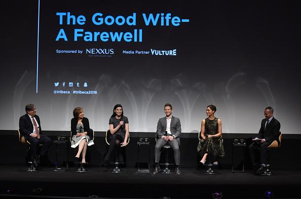 Robert King「Tribeca Tune In: The Good Wife」:写真・画像(5)[壁紙.com]