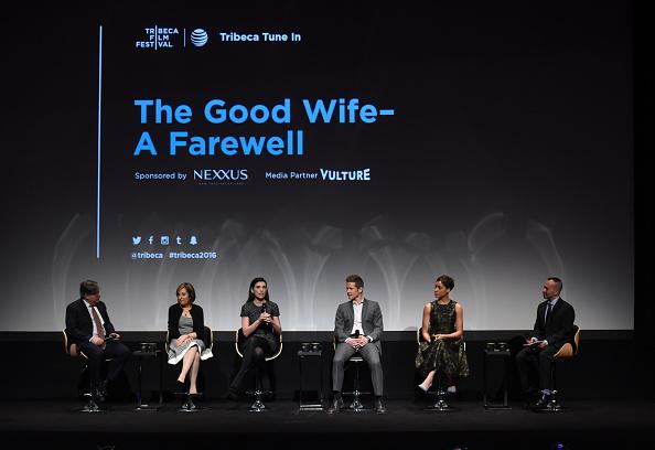 Robert King「Tribeca Tune In: The Good Wife」:写真・画像(4)[壁紙.com]