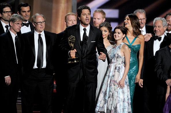 Modern Family - Television Show「64th Annual Primetime Emmy Awards - Show」:写真・画像(15)[壁紙.com]