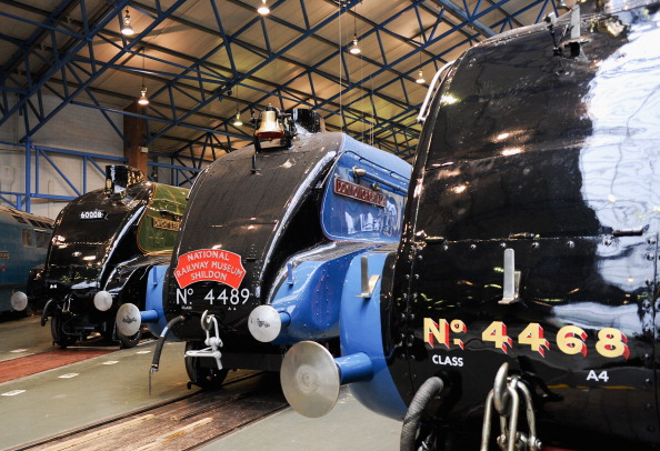 York - Yorkshire「Behind The Scenes At The National Railway Museum」:写真・画像(10)[壁紙.com]