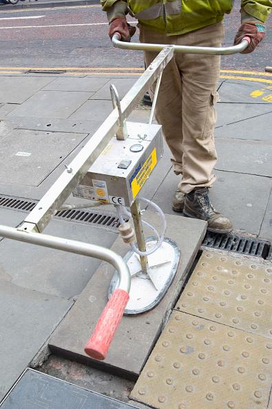 Block Shape「Paving slab equipment」:写真・画像(8)[壁紙.com]