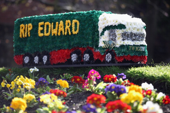Finance and Economy「Funeral Takes Place Of Edward Stobart Owner Of Iconic Haulage Firm」:写真・画像(9)[壁紙.com]