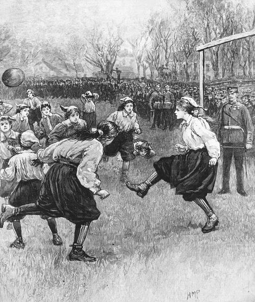 Soccer「Ladies' Football」:写真・画像(19)[壁紙.com]