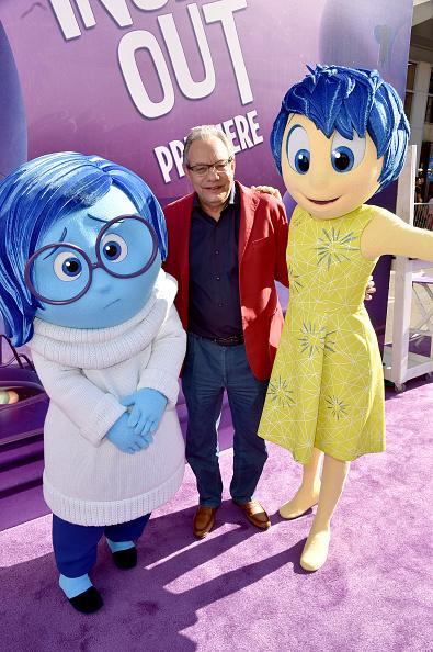 """Inside Out - 2015 Film「Premiere Of Disney-Pixar's """"Inside Out"""" - Red Carpet」:写真・画像(2)[壁紙.com]"""