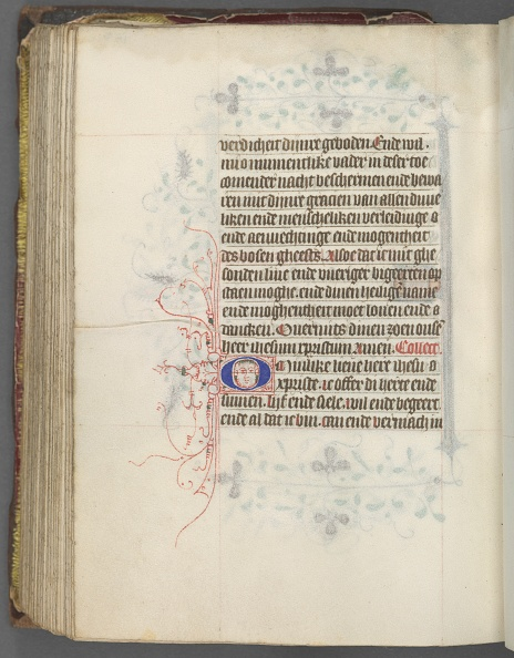 Utrecht「Book Of Hours (Use Of Utrecht): Fol. 157V」:写真・画像(12)[壁紙.com]