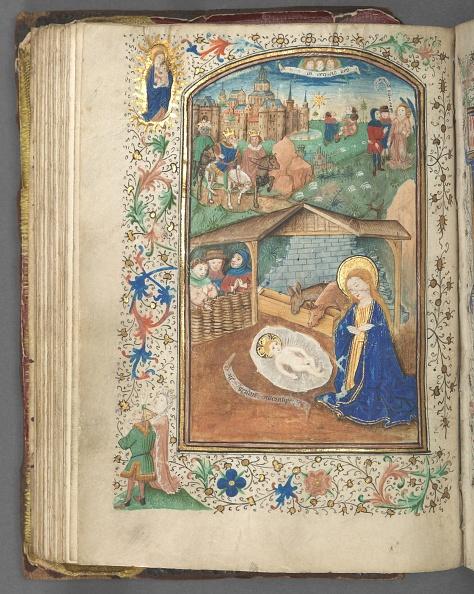 Utrecht「Book Of Hours (Use Of Utrecht): Fol. 62V」:写真・画像(15)[壁紙.com]