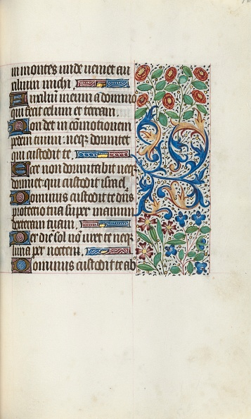 Tempera Painting「Book Of Hours (Use Of Rouen): Fol. 105R」:写真・画像(16)[壁紙.com]