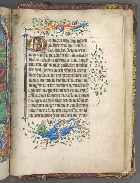 Utrecht「Book Of Hours (Use Of Utrecht): Fol. 222R」:写真・画像(15)[壁紙.com]