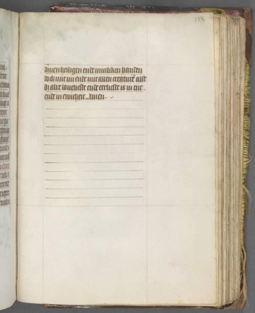 Book Of Hours (Use Of Utrecht): Fol. 158R:ニュース(壁紙.com)