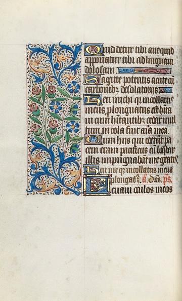 Tempera Painting「Book Of Hours (Use Of Rouen): Fol. 104V」:写真・画像(15)[壁紙.com]