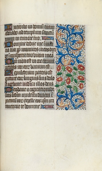 Tempera Painting「Book Of Hours (Use Of Rouen): Fol. 111R」:写真・画像(17)[壁紙.com]
