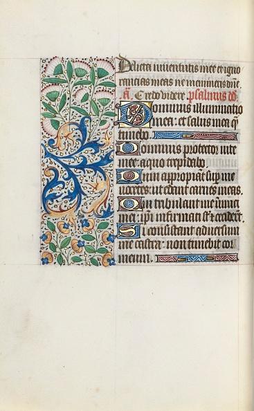 Tempera Painting「Book Of Hours (Use Of Rouen): Fol. 120V」:写真・画像(18)[壁紙.com]
