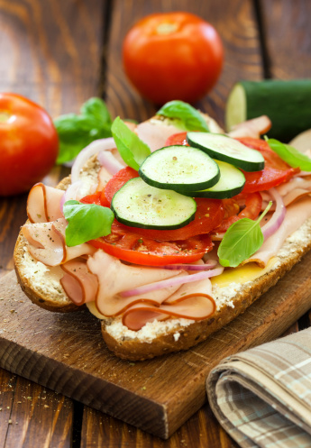Stuffed「Turkey Sandwich」:スマホ壁紙(19)