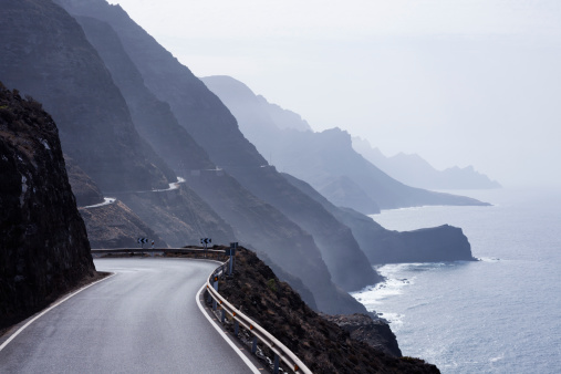 Atlantic Islands「Coastal road」:スマホ壁紙(12)