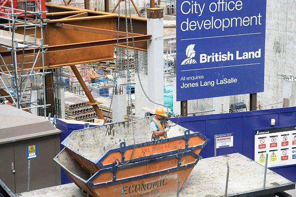 Full Frame「Offices under construction, City of London, UK」:写真・画像(2)[壁紙.com]