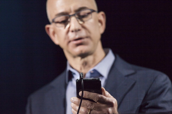 Wireless Technology「Amazon Unveils Its First Smartphone」:写真・画像(17)[壁紙.com]