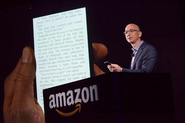 Corporate Business「Amazon Unveils Its First Smartphone」:写真・画像(19)[壁紙.com]